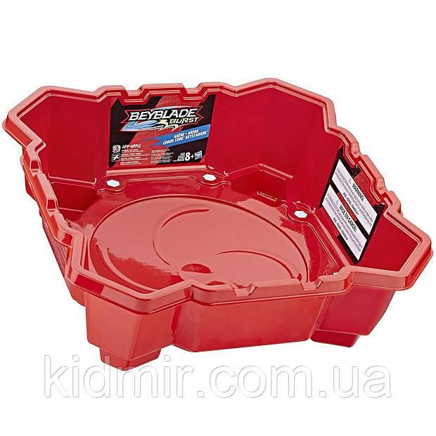 Бейблейд Вибух арена червона Beyblade Burst Beystadium Hasbro