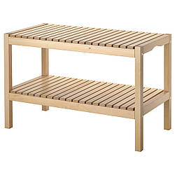 ✅ IKEA MOLGER (402.414.51) Скамья