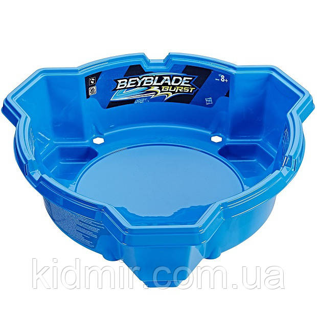 Бейблейд Вибух арена синя Beyblade Burst Beystadium Hasbro