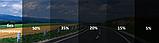 Тонировочная пленка Janey Sunny SRC 0.50 х 3 м Super  Dark  Black SRC 5%, фото 2