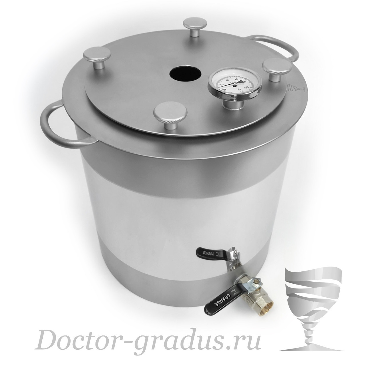Куб ДГ на 25 литров, фото 1