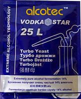 Турбо - дрожжи Alcotec VODKA STAR 25L