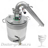 "Дистиллятор  Доктор Градус Потстилл 2"" с баком 36 литров, фото 1"
