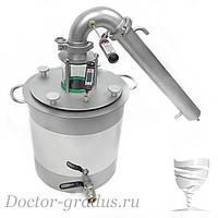 """Дистиллятор  Доктор Градус Потстилл 2"""" с баком 36 литров"""