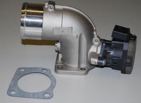 Корпус заслонки дроссельной Fiat Ducato 3.0CDI 06-