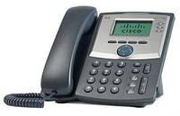 IP-телефон Cisco SB 3 Line IP Phone with Display and PC Port (SPA303-G2)