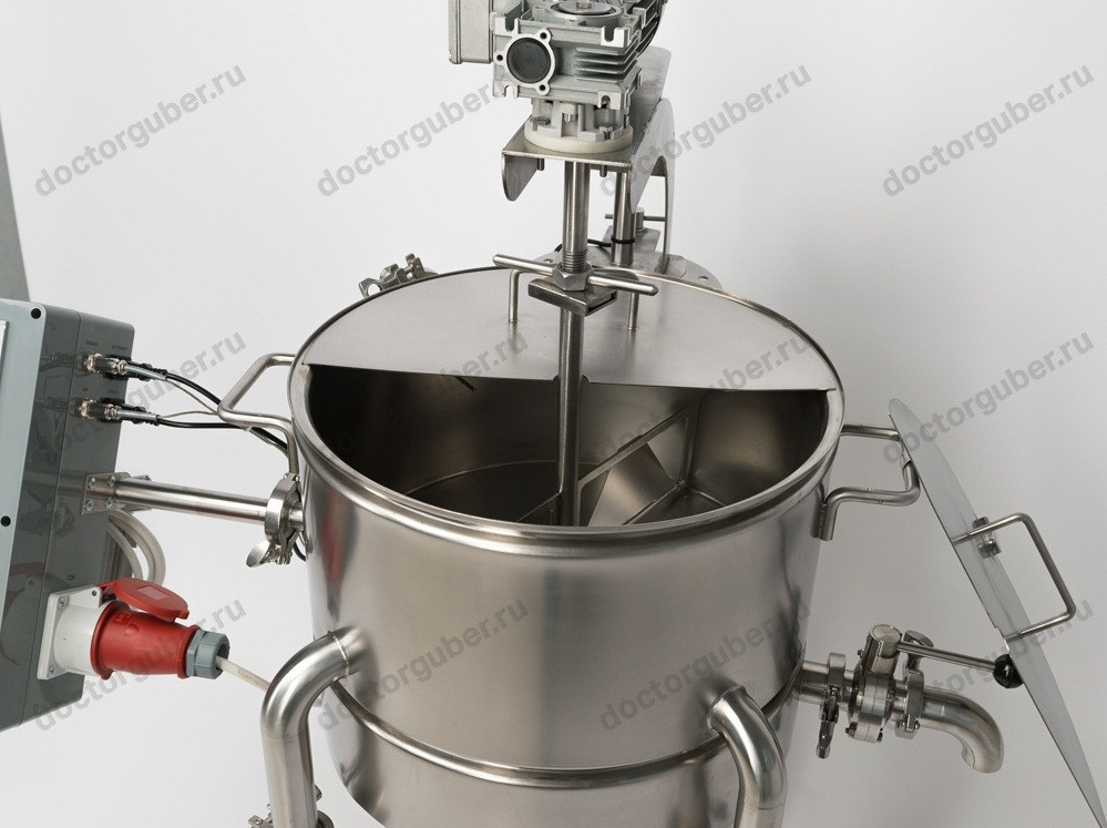 "Сыроварня ""Доктор Губер"" на 60 литров (мощ. 4 кВт)"