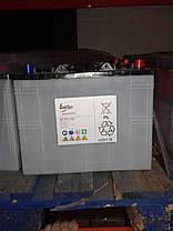 Тяговый аккумулятор глубокого цикла Powerbloc 12ТР110, фото 2
