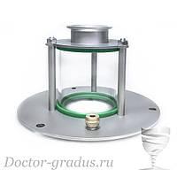 Крышка куба с диоптром d 200 мм (10-17 литров), фото 1