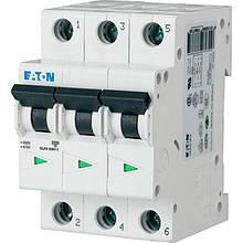 Автоматичний вимикач Eaton PL4-C20 / 3