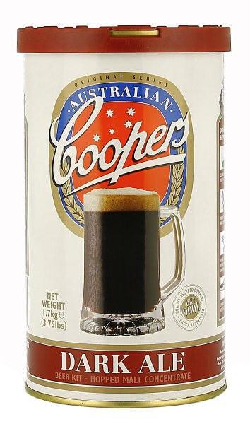 Пивная смесь Coopers Dark Ale (темный эль)