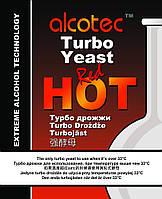 Спиртовые турбо - дрожжи Alcotec Red HOT