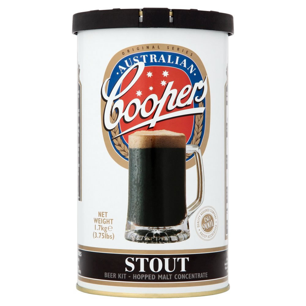 Пивная смесь Coopers Stout (Стаут)