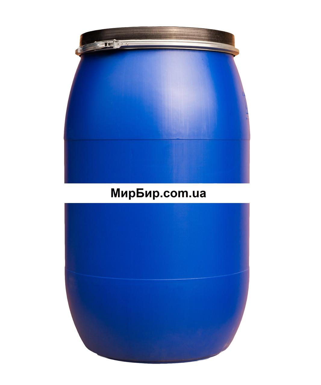 Бочка с зажимом, 180 литров