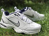 Оригинальные мужские кроссовки Nike Air Monarch IV White (415445-102)