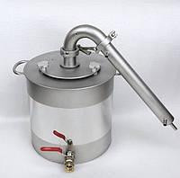 "Дистиллятор  Доктор Градус Потстилл 1,5"" с кубом 17 литров, фото 1"