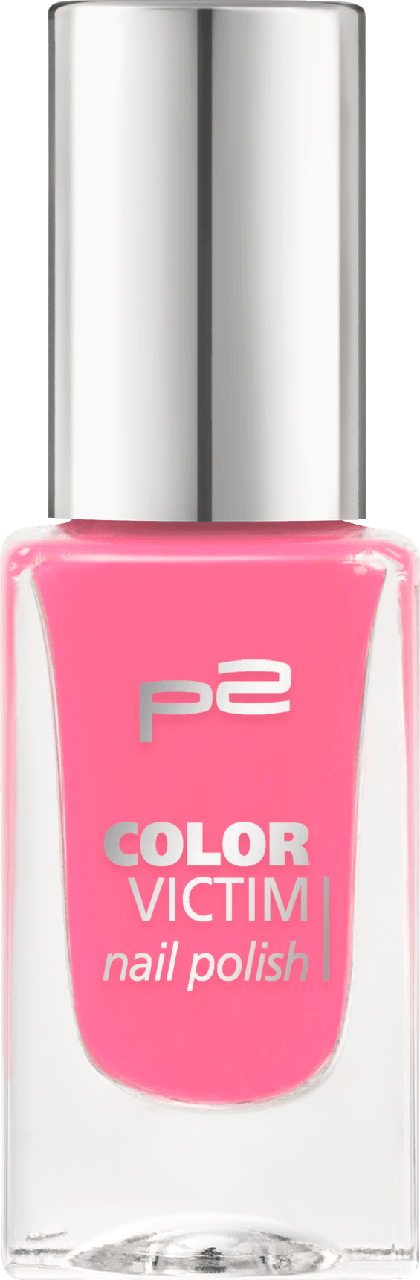 Лак для ногтей p2 cosmetics color victim 365, 8 ml.
