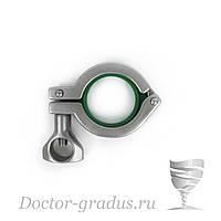 """Кламп-соединение 1.5"""" (38мм) Доктор Градус"""