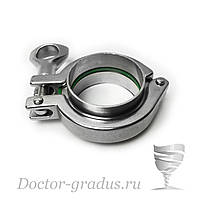 "Кламп-соединение 2"" (51мм) Доктор Градус, фото 1"