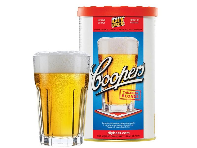 Пивная смесь Coopers Real Ale (Традиционный Эль)