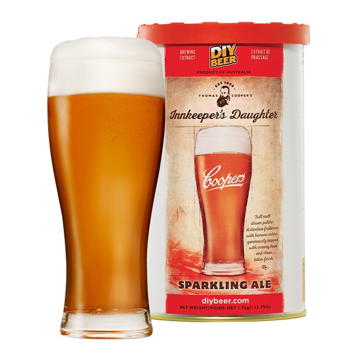 Пивная смесь Coopers Innkeepers Daughter Sparkling Ale