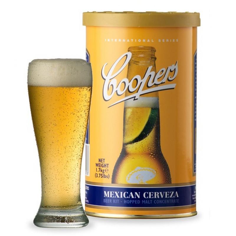 Пивная смесь Coopers Mexican Cerveza (Мексиканское)