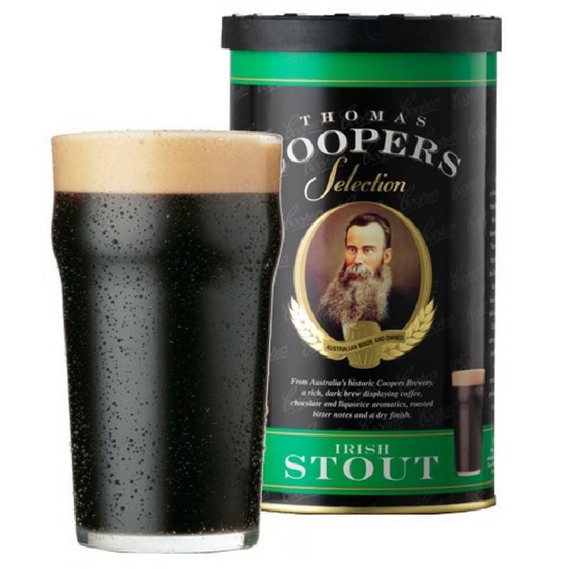 Пивная смесь Coopers Irish Stout (ирландский стаут)