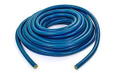 Жгут эластичный трубчатый спортивный FI-4127-12 (латекс, d-6 x 12мм, l-1000см, синий)