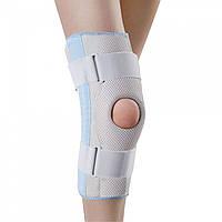 Поддерживающий бандаж для коленной чашечки с силиконовой вставкой Wellcare 52018