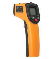 Лазерный цифровой инфракрасный термометр (пирометр), фото 1