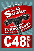 Турбо дрожжи Doble SNAKE C-48 turbo yeast