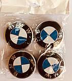 Ковпачки на диски BMW KOD 004 /60/55, фото 2