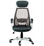 Офисное кресло Special4You Briz grey/white (Е0888), фото 2