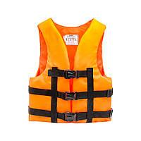 Спасательный жилет Rubin 70-90 кг оранжевый