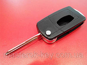 Заготовка выкидного ключа MITSUBISHI 2 кнопки 184#