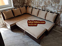 Кухонный уголок со спальным местом на заказ Днепр