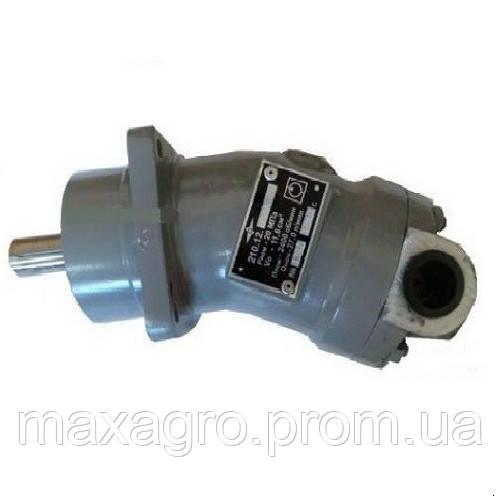 Гидромотор 210.25.13.21Б (шлицевой вал, фланец) аксиально-поршневой