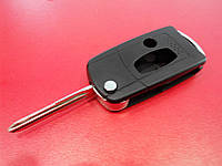Заготовка выкидного ключа MITSUBISHI 3 кнопки, 185#