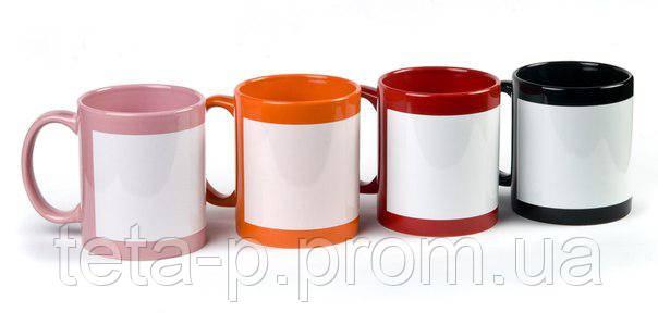 Чашка сублимационная под фото