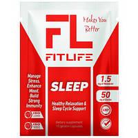 Мелатонин FitLife Sleep 10 caps