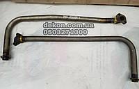 Трубка всасываущая с фланцем ЯМЗ 240-1011400-А производство ЯМЗ