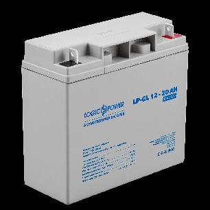Гелевый аккумулятор Logic Power LP-GL 12V 20AH (12 Вольт, 20 Ач)., фото 2