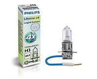 Галогенная лампа Philips LongLife EcoVision H3 12V 12336LLECOC1 (1шт.)