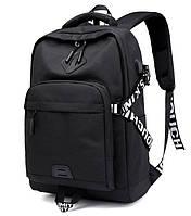 Рюкзак городской ISteeL для ноутбука Черный, фото 1