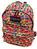 Женский разноцветный рюкзак 3334-9526-1 3d 1