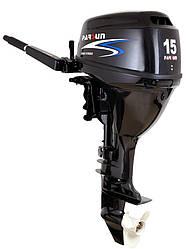 Мотор Parsun F15 BMS 15 л.с. 4-х тактный