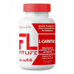 Карнітин FitLife L-Carnitine caps 120