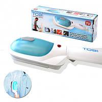 Ручной отпариватель TOBI (Steam Brush) | отпариватель Тоби для одежды | паровой утюг | пароочиститель отпариватель