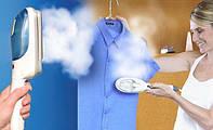 Ручной отпариватель TOBI (Steam Brush) | отпариватель Тоби для одежды | паровой утюг | пароочиститель отпариватель для одежды