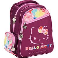 Рюкзак детский школьный ранец KITE HK17-520S Hello Kitty